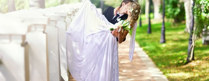 Beautiful Romantic Wedding Couple 1920x1080